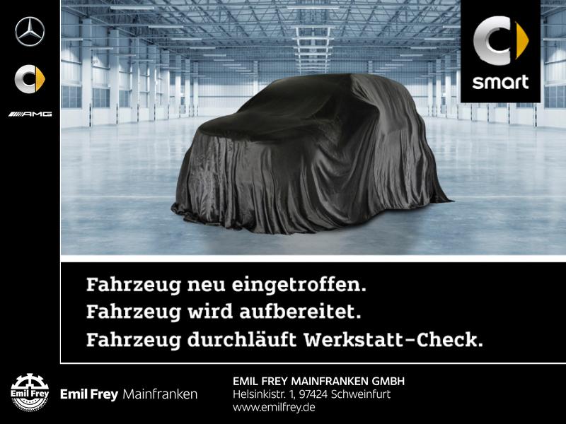 smart fortwo softouch PASSION mhd *Servo*, Jahr 2014, Benzin