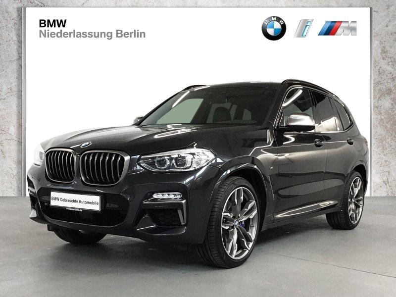 BMW X3 M40i EU6d-Temp Aut. Leder NaviProf. HiFi h/k, Jahr 2018, Benzin
