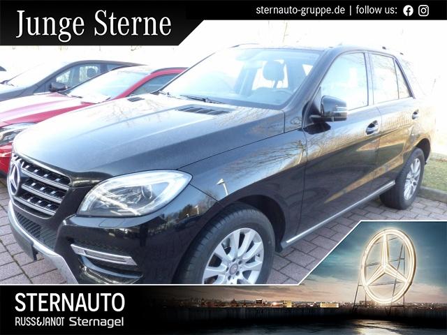 Mercedes-Benz ML 250 BT 4M Automatik Navi ILS AHK Spur Totw., Jahr 2014, Diesel