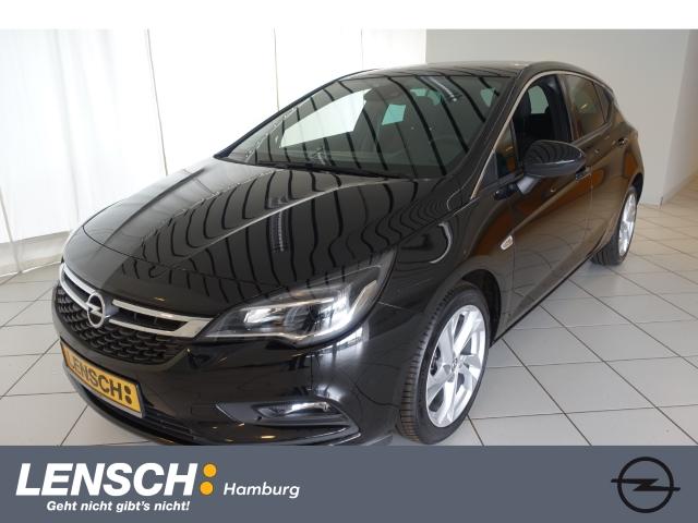 Opel Astra K Dynamic 1.4 Turbo NAVI+ERGONOMIESITZ+SHZ, Jahr 2017, Benzin