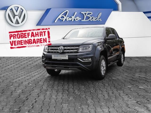 VW Amarok finanzieren