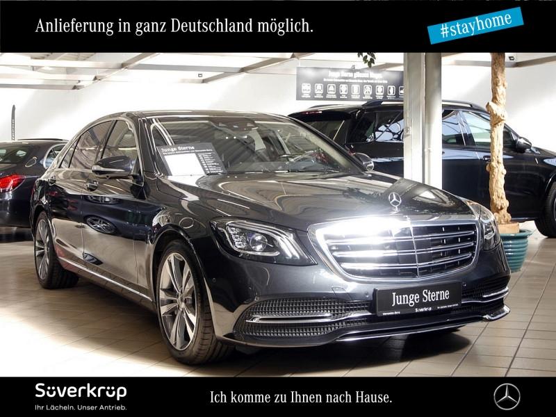 Mercedes-Benz S 560 finanzieren