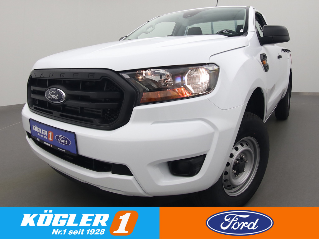 Ford Ranger Einzelkabine XL 4x4 130PS/DAB/AHK, Jahr, Diesel