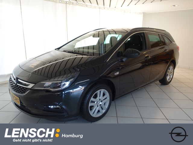 Opel Astra K 1.4 Turbo ST Enjoy NAVI+PDC+KLIMAAUT+SHZ, Jahr 2016, Benzin