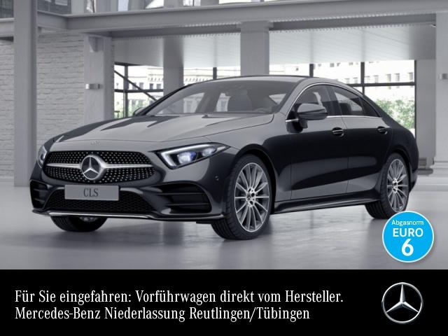 Mercedes-Benz CLS 300 d Cp. AMG WideScreen Multibeam Distr. PTS, Jahr 2020, Diesel