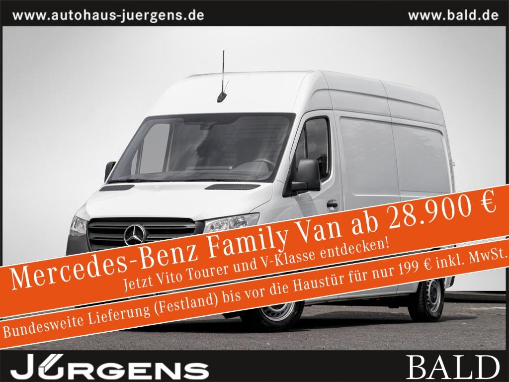 Mercedes-Benz Sprinter finanzieren
