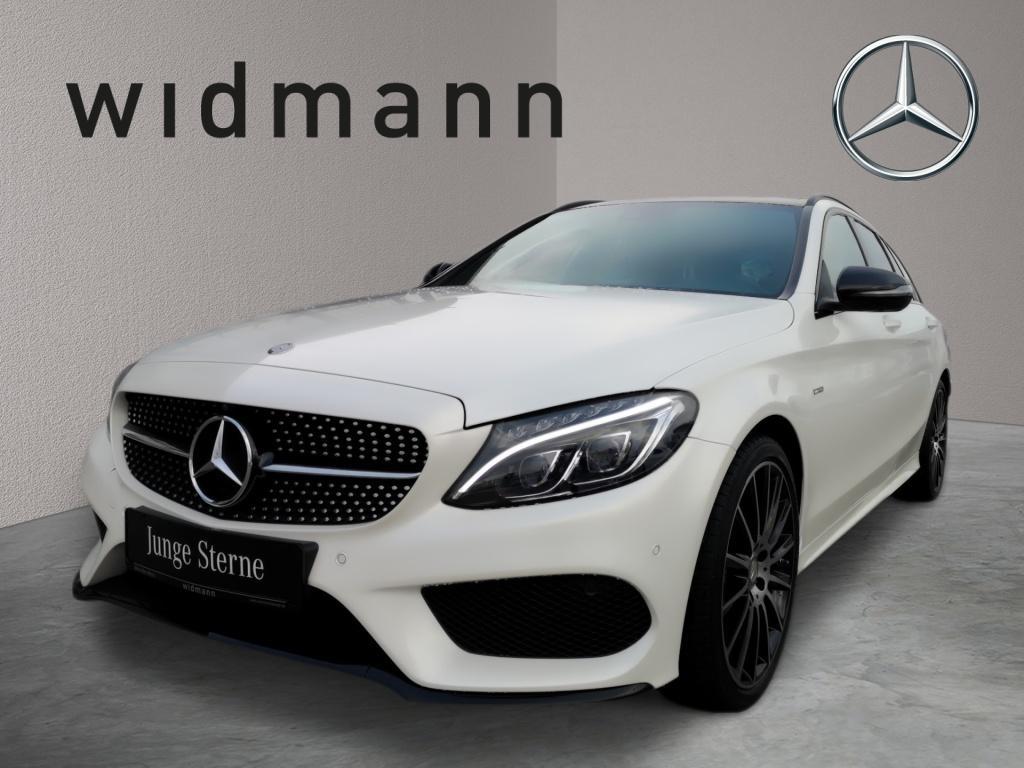 Mercedes-Benz C 450 AMG 4M T *Comand*Standhzg*Pano*Sitzklima*, Jahr 2015, Benzin