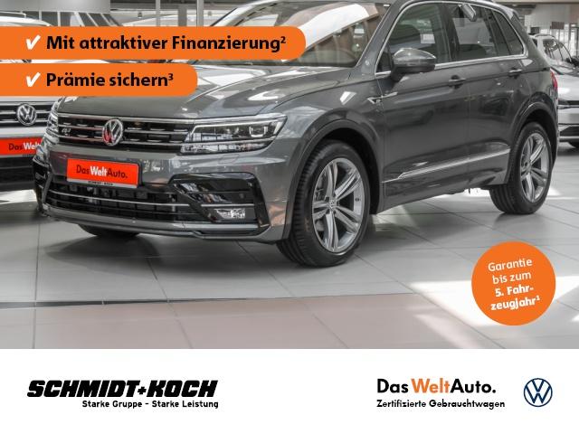 Volkswagen Tiguan 2.0 TDI BMT Highline R-LINE, eSD,AHK, DSG, Jahr 2020, Diesel