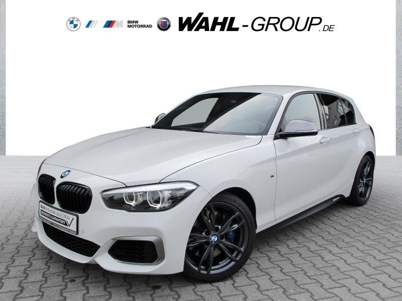 BMW M140i 5-Türer Aut. LED Leder Navi Prof. Tempomat Shz, Jahr 2018, Benzin