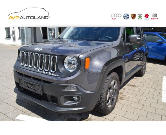 Jeep Renegade 1.6 TSI Longitude FWD | SITZH. |, Jahr 2018, Benzin