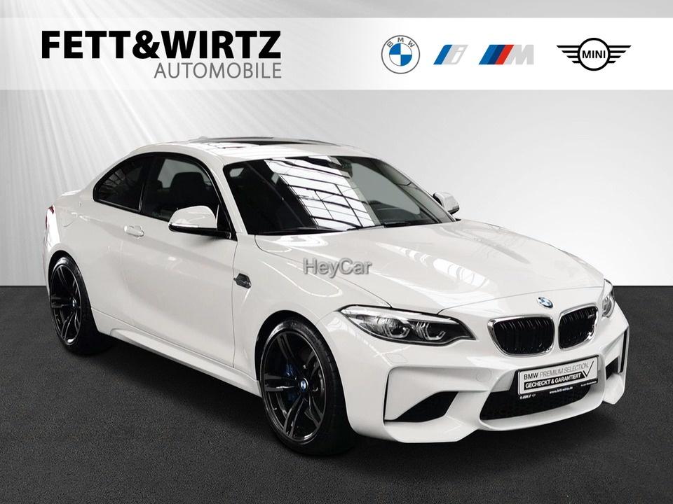 BMW M2 Coupe M-DKG NaviProf. GSD Kamera H/K LED, Jahr 2018, Benzin