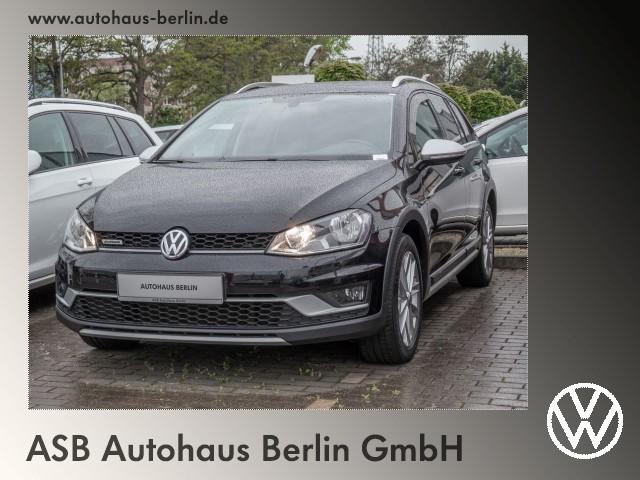 Volkswagen Golf Alltrack 1,6 TDI EU6 Navi PDC SHZ GRA, Jahr 2015, Diesel