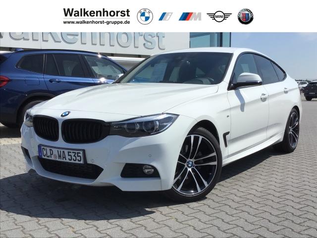BMW 320 Gran Turismo d M Sport Navigation AHK HiFi LED, Jahr 2020, Diesel