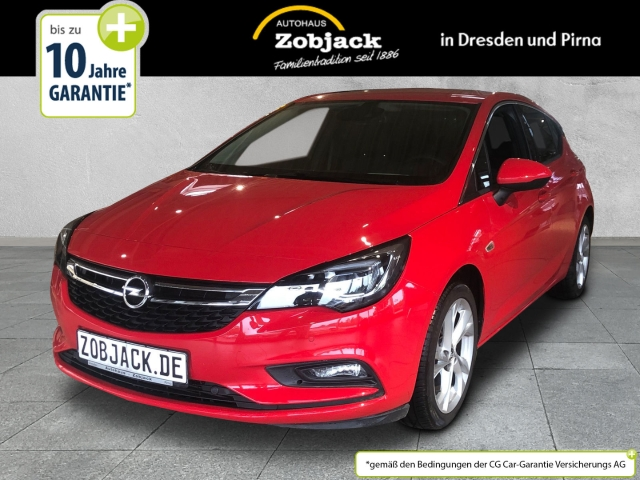 Opel Astra K Lim. Innovation 1.4T LED Navi Kamera, Jahr 2015, Benzin