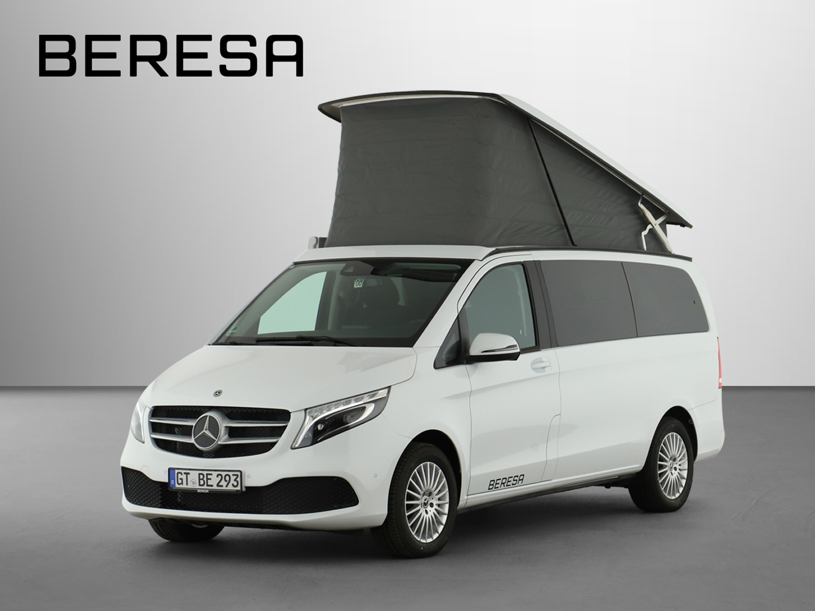 Mercedes-Benz V 250 4M Marco Polo Horizon Distronic AHK LED, Jahr 2020, Diesel