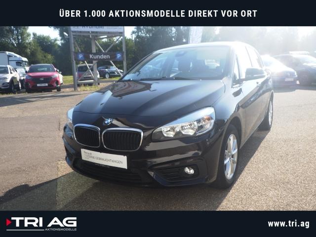BMW 216 Active Tourer d Keyless PDCv+h LED-hinten LED-Tagfahrlicht Multif.Lenkrad RDC Klimaautom, Jahr 2015, Diesel
