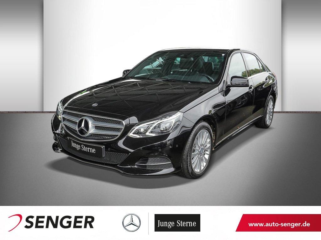 Mercedes-Benz E 200 BT AVANTGARDE+BECKER+LED-ILS+PARKPILOT+7G, Jahr 2014, Diesel
