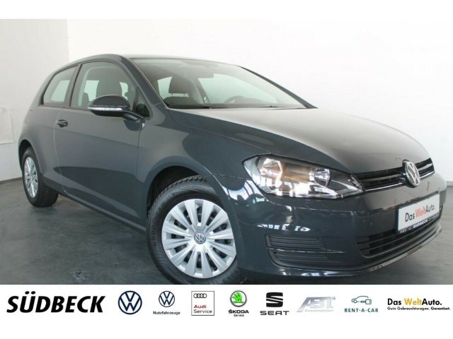 Volkswagen Golf 1.2 TSI TRENDLINE+NAVI+SHZ+RADIO+BLUETOOTH, Jahr 2012, Benzin