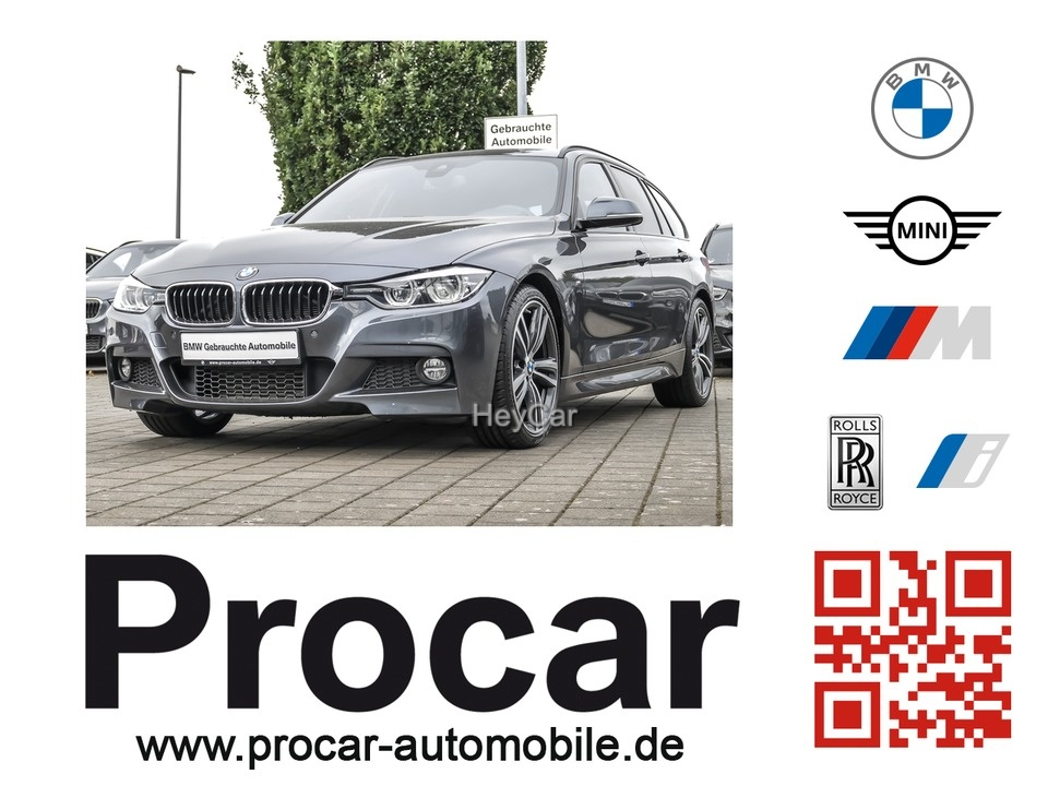 BMW 320d Touring M Sportpaket Aut. Navi LED Panorama, Jahr 2017, Diesel