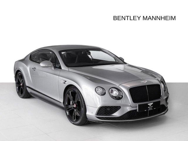 Bentley Continental GT V8S MY17 Mulliner / Alcantara Headl, Jahr 2017, Benzin