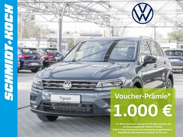 Volkswagen Tiguan 1.5 TSi IQ-Drive DSG LED-Scheinw. Head-up, Jahr 2020, Benzin