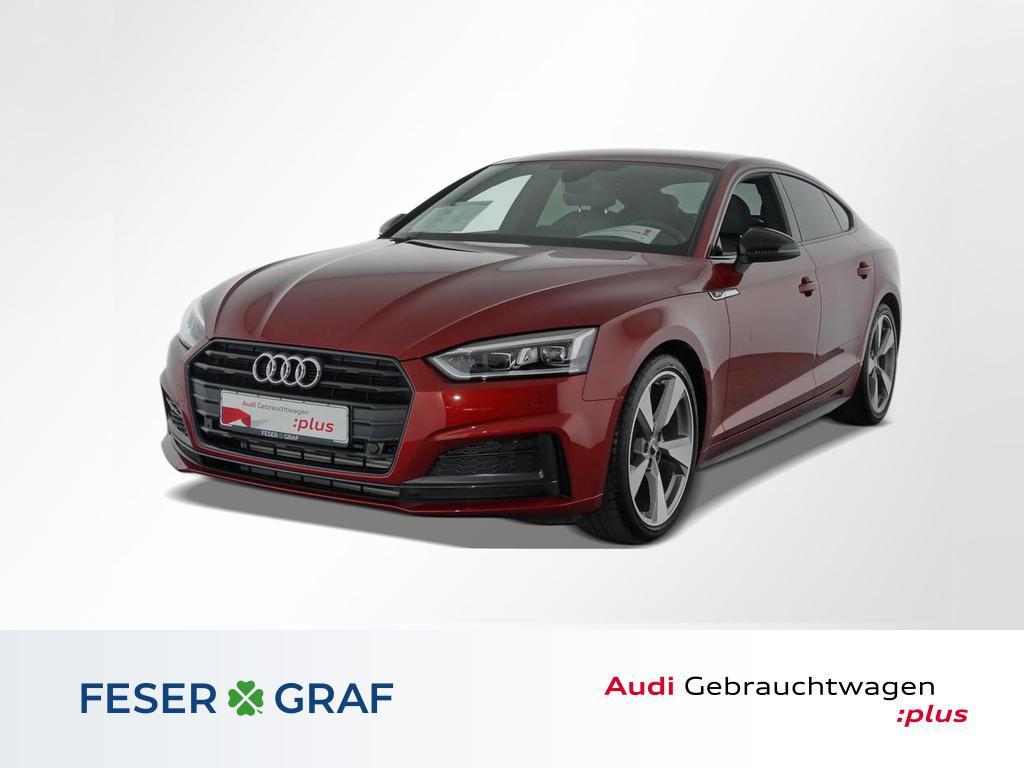 Audi A5 Sportback 40 g-tron 3x S line/Navi/Kamera/19, Jahr 2020, Benzin