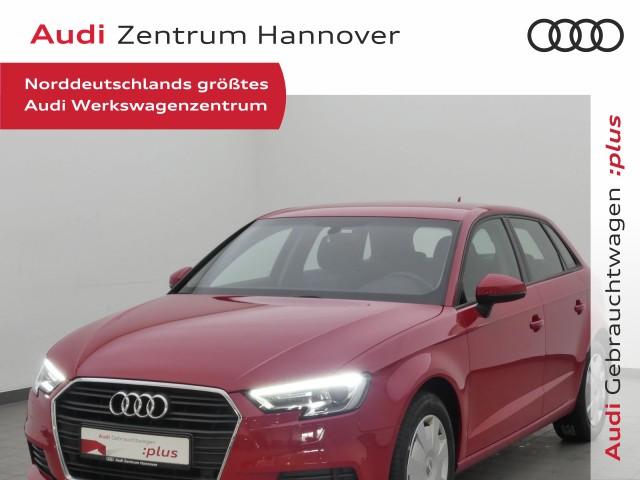 Audi A3 Sporback 1.5 TSI Xenon, Navi, PDC, SHZ, Jahr 2018, Benzin