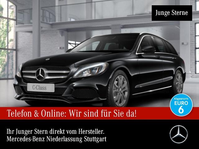 Mercedes-Benz C 200 T 4M Avantgarde COMAND LED Kamera Totwinkel, Jahr 2017, Benzin