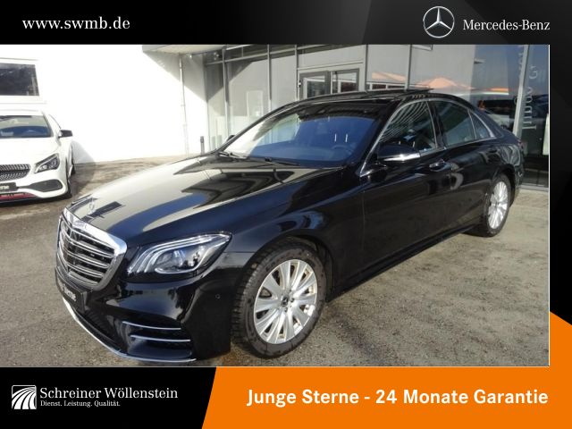 Mercedes-Benz S 450 *AMG*Comand*Distronic*360°*LED*Sitzklima*, Jahr 2019, Benzin