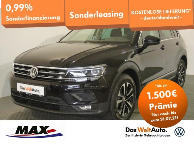 Volkswagen Tiguan 1.5 TSI COMFORTLINE 5JGAR+LED+HUD+AHK+ACC, Jahr 2020, Benzin