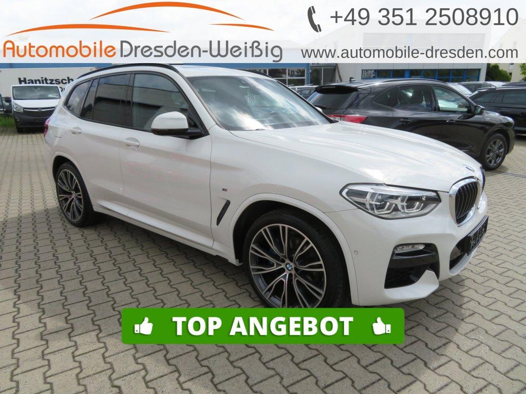 BMW X3 xDrive 20 i M Sport*Navi*Leder*Pano*HeadUp*, Jahr 2019, Benzin