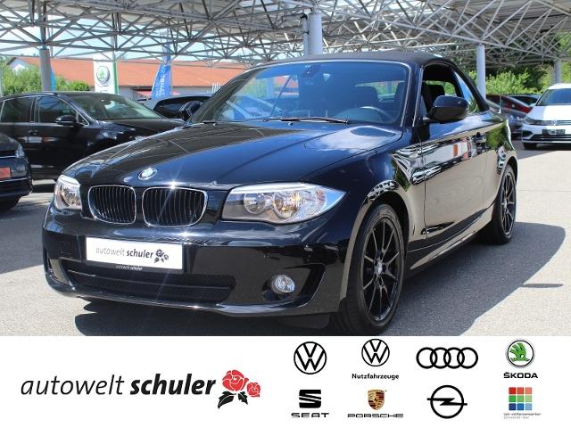 BMW 1er Cabrio - 118 d DPF Advantage Paket, Jahr 2013, Diesel