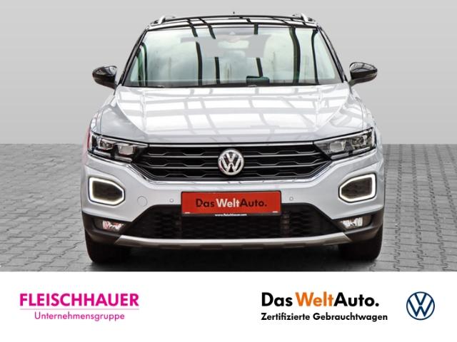 Volkswagen T-Roc IQ.DRIVE 1.5 TSI ACT EU6d-T LED NAVI PDC, Jahr 2019, Benzin