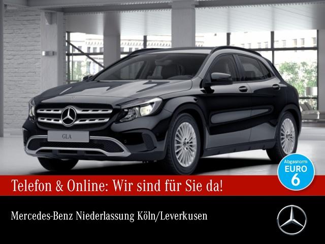 Mercedes-Benz GLA 180 Kamera Navi PTS Sitzh Temp, Jahr 2018, Benzin