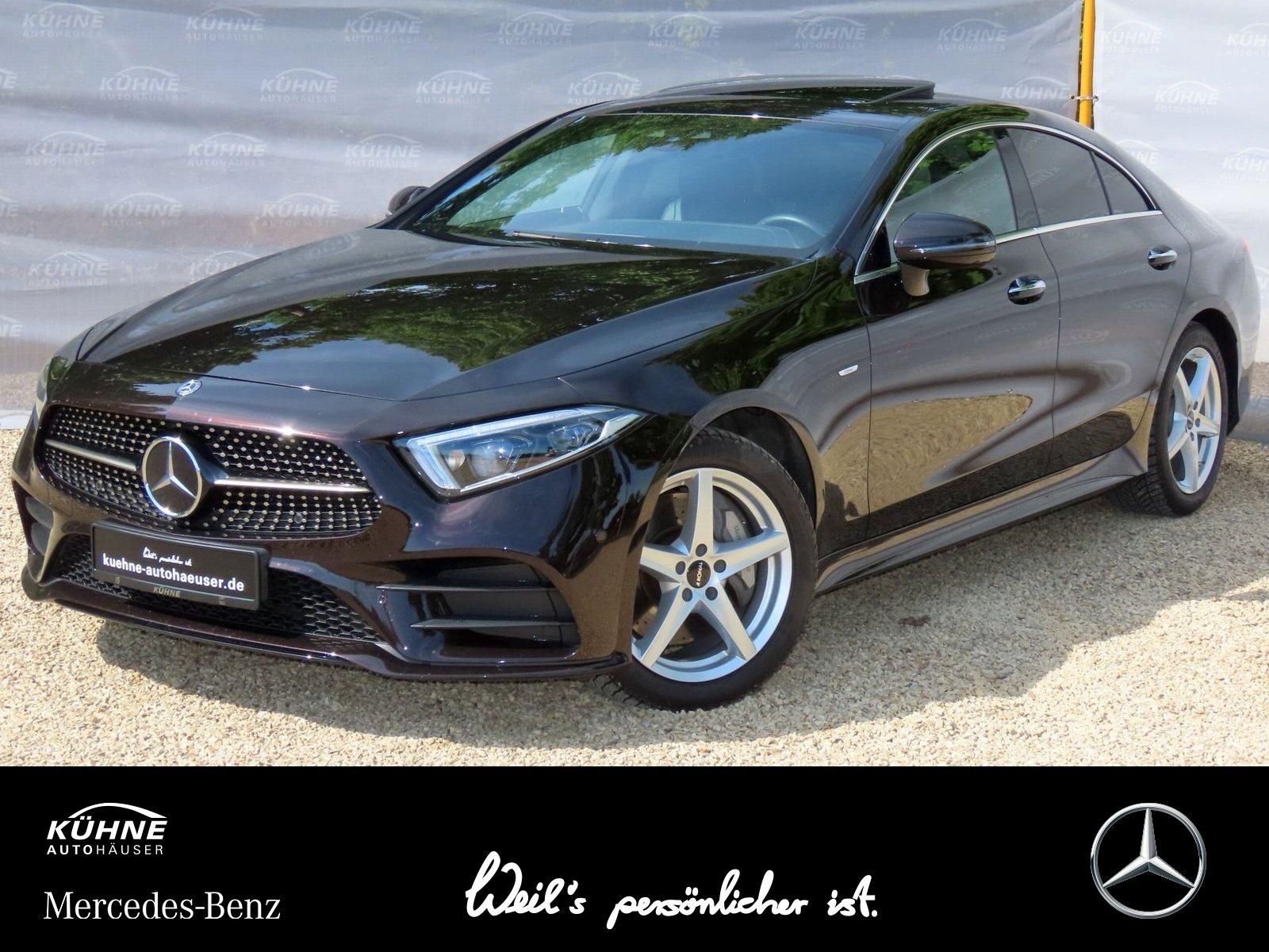 Mercedes-Benz Mercedes-Benz CLS 450 AMG Edition 1 Widescreen, Jahr 2019, Benzin