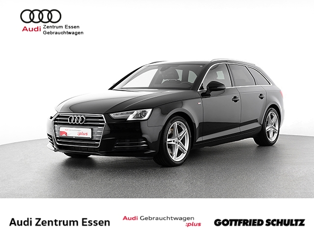 Audi A4 Avant 2.0 TFSI S-LINE XENON NAV SHZ PDC FSE MUFU, Jahr 2018, Benzin