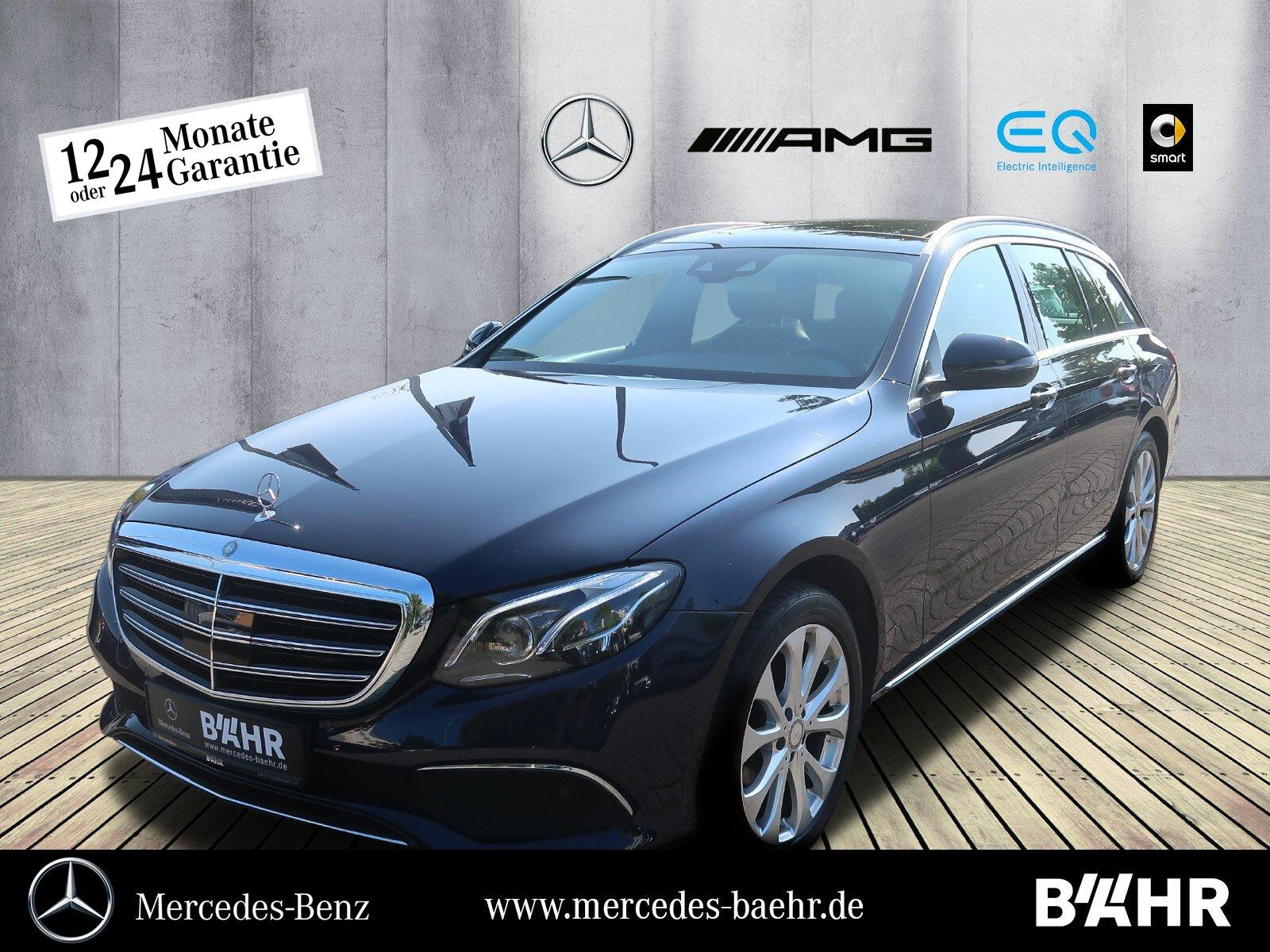 Mercedes-Benz E 220 d T Avantgarde+Exclusive/Comand/Multibeam, Jahr 2017, Diesel