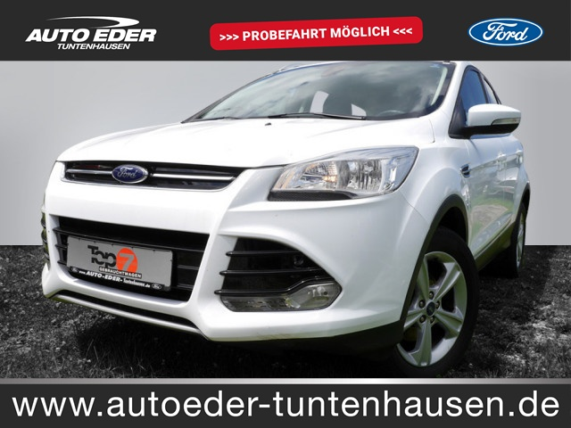 Ford Kuga 1.6 EcoBoost Titanium 4x2 Bluetooth Klima, Jahr 2013, Benzin