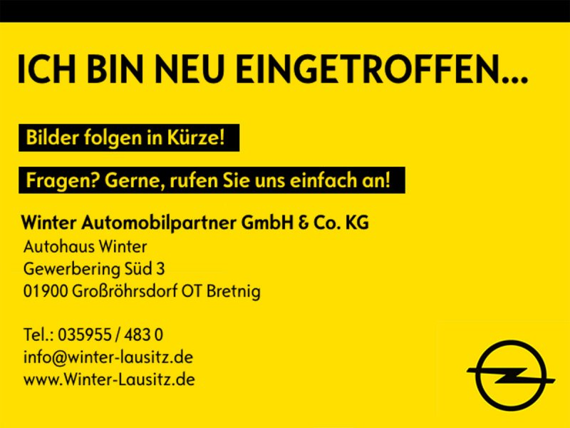 Opel Zafira Active Automatik Sitz/Lenkradhz, PSD, Jahr 2017, Benzin