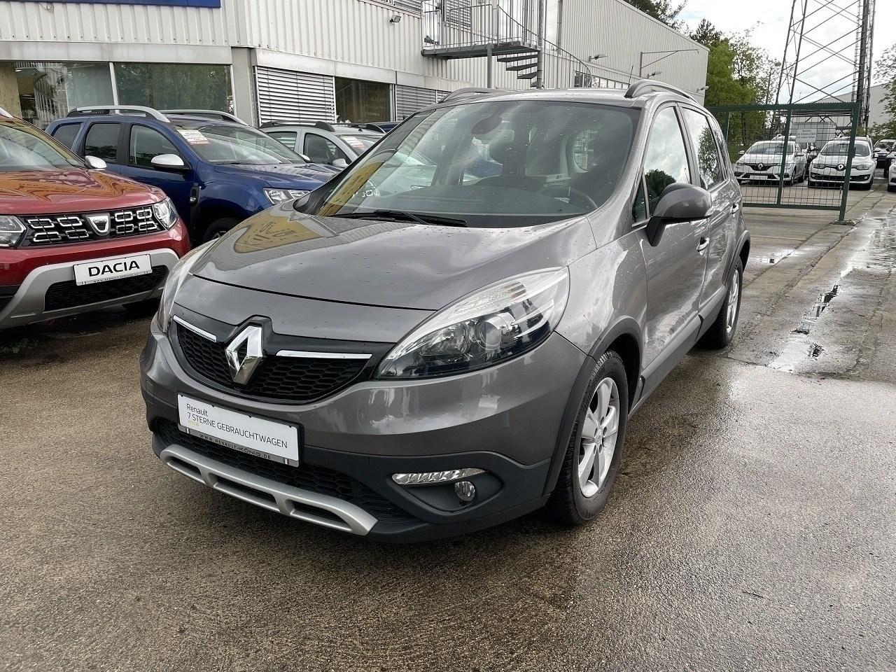 Renault Scenic 1.5 dCi 110 Xmod Paris DeLuxe Navigation, Jahr 2013, Diesel