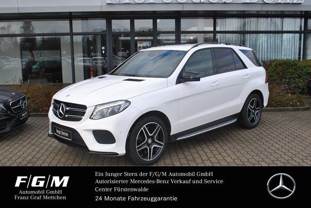 Mercedes-Benz GLE 500 AMG/Navi/LED/Night/H&K/R-Kam/Spur-Paket, Jahr 2015, petrol