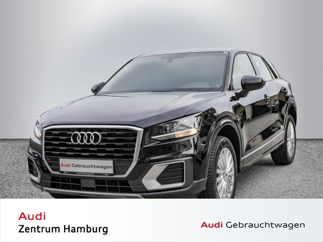 Audi Q2 1,6 TDI design S tronic CONNECT PDC SITZHEIZ, Jahr 2017, Diesel