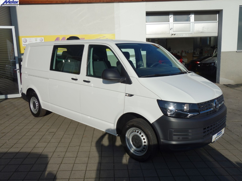 Volkswagen T6 Kombi langer Radstand 2-3-0 AHZV PDC AC ZV uv, Jahr 2016, Diesel