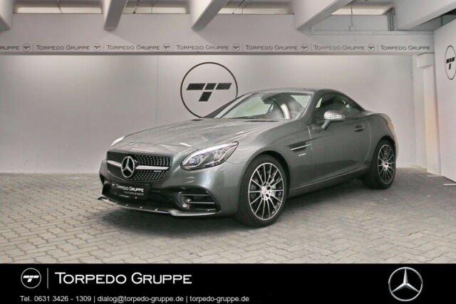Mercedes-Benz SLC 43 AMG OnlineBonus 1.000 is 30.04 AIRSCARF, Jahr 2019, Benzin