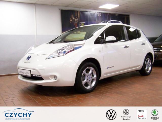 Nissan Leaf Acenta, Navi Klima Navi Rückfahrkamera, Jahr 2013, Elektro