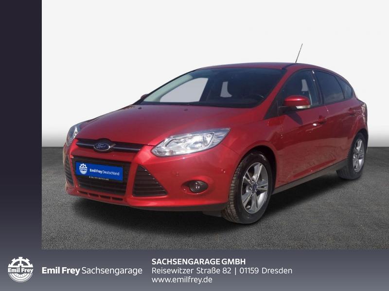 Ford Focus 1.0 EcoBoost SYNC Edition AHZV Klimaaut., Jahr 2014, Benzin