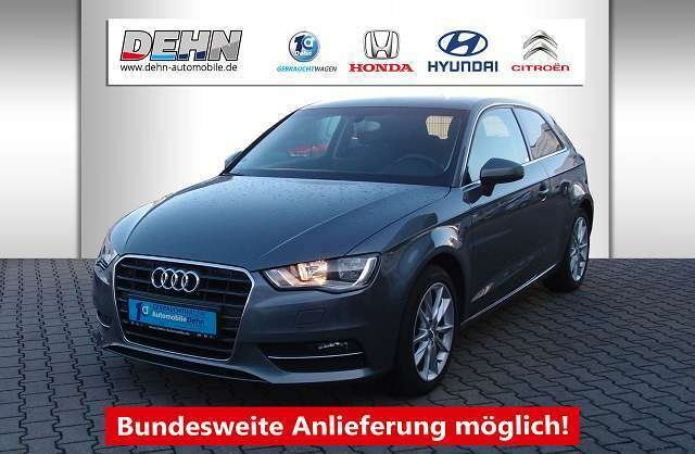 Audi A3 1.4 TFSI Attraction SHZ/MMI/PDC/ALU, Jahr 2013, Benzin