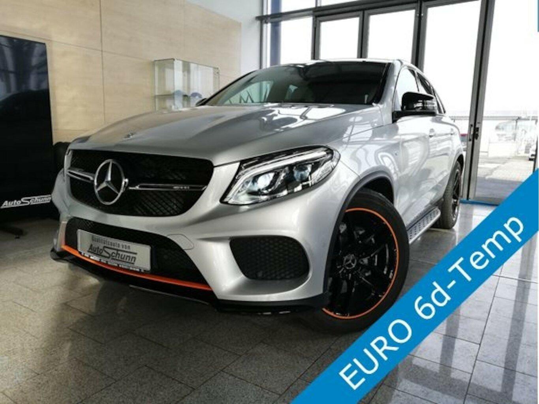 Mercedes-Benz GLE 43 AMG Coupé OrangeArt Edition 4M-PANO-AIRMATIC, Jahr 2018, Benzin