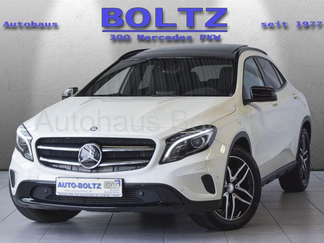 Mercedes-Benz GLA 250 Urban Leder Comand Distr. Pano ParkAs., Jahr 2014, Benzin