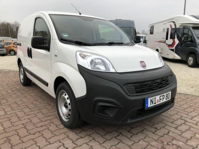 Fiat Fiorino Kastenwagen Basis, Jahr 2018, Benzin